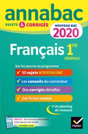 Annales Annabac 2020 Français 1re générale