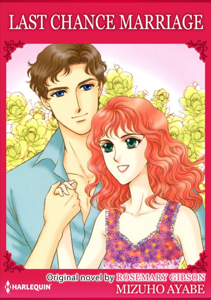 Last Chance Marriage Cover Book
