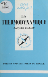 La thermodynamique