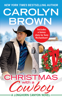 Carolyn Brown - Christmas with a Cowboy bild