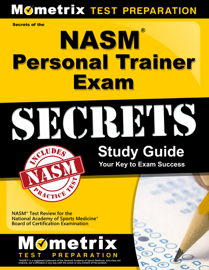 Secrets of the NASM Personal Trainer Exam Study Guide