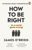 James OBrien - How To Be Right artwork