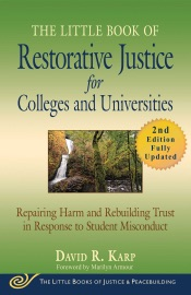 The Little Book Of Restorative Justice For Colleges And Universities Second Edition