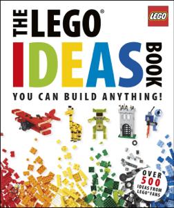 The LEGO® Ideas Book Boekomslag