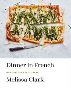 Dinner in French by Melissa Clark Book Cover