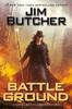 Jim Butcher - Battle Ground  artwork