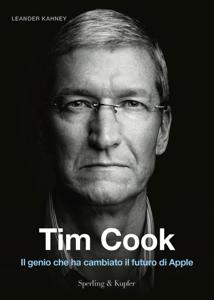 Tim Cook (versione italiana) Libro Cover