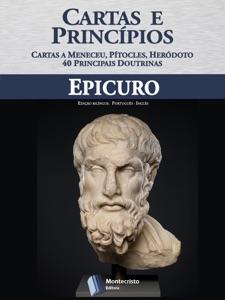 Epicuro, Cartas e Princípios Book Cover