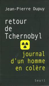 Retour de Tchernobyl. Journal d'un homme en colère La couverture du livre martien