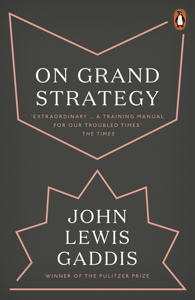 On Grand Strategy La couverture du livre martien