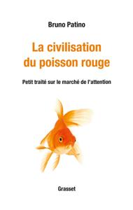 La civilisation du poisson rouge La couverture du livre martien