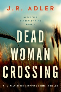 Dead Woman Crossing Book Cover