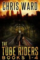 Chris Ward - The Tube Riders Complete Series Volumes 1-4 artwork