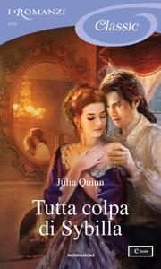 Tutta colpa di Sybilla Copertina del libro