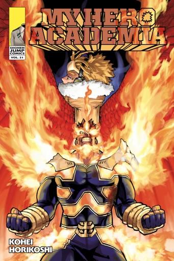 My Hero Academia, Vol. 21 - Kohei Horikoshi