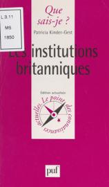 Les institutions britanniques
