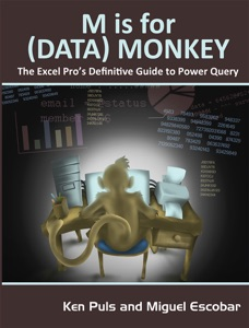 M Is for (Data) Monkey Book Cover