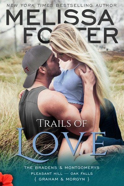 Trails of Love - Melissa Foster book cover