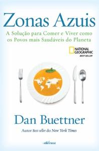 Zonas Azuis Book Cover