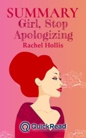 Summary Of Girl Stop Apologizing By Rachel Hollis