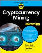 Cryptocurrency Mining For Dummies Book Cover