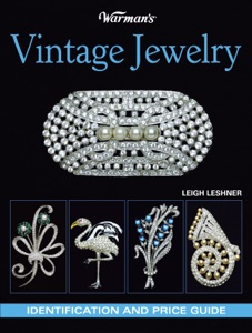 Warman's Vintage Jewelry Book Cover