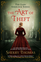 Sherry Thomas - The Art of Theft artwork