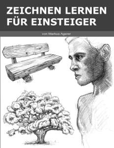 Zeichnen Lernen für Einsteiger Buch-Cover