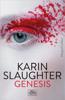 Karin Slaughter - Genesis artwork