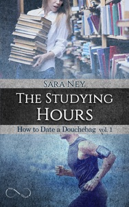 The studying hours Book Cover