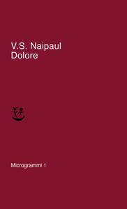 Dolore Copertina del libro