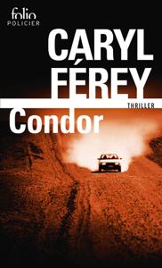 Condor La couverture du livre martien