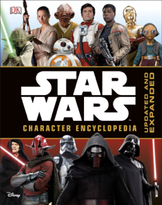 Star Wars™ Character Encyclopedia Book Cover