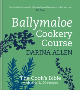 Ballymaloe Cookery Course: Revised Edition by Darina Allen Book Cover