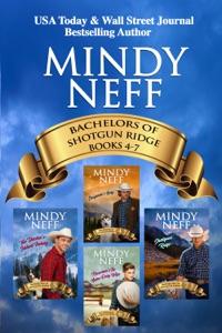 Bachelors of Shotgun Ridge - Books 4-7 Book Cover