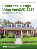 Residential Design Using AutoCAD 2021