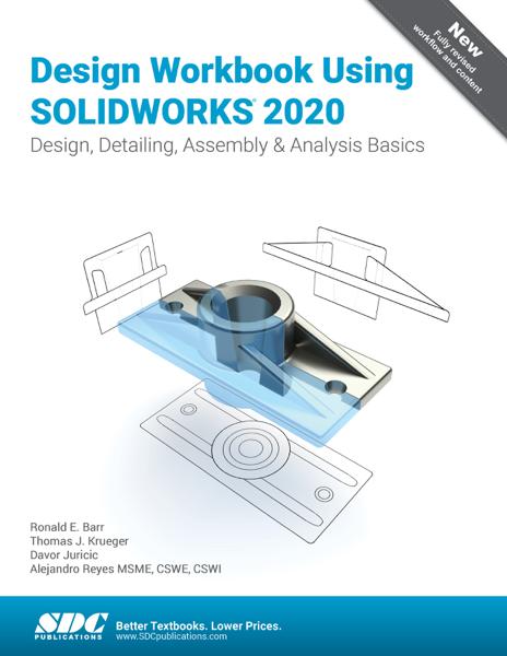 Design Workbook Using SOLIDWORKS 2020
