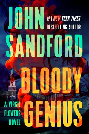 Bloody Genius - John Sandford
