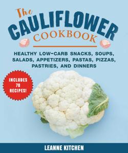 Cauliflower Cookbook Book Cover