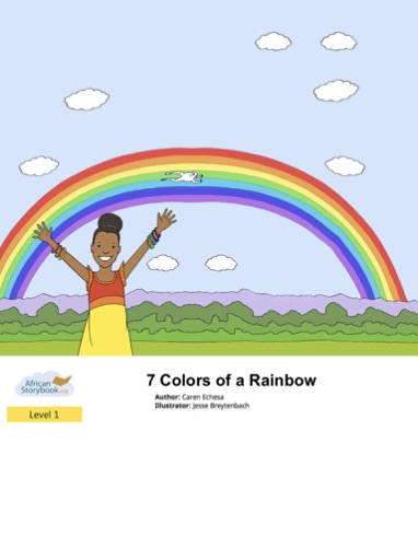 7 Colors of a Rainbow E-Book Download
