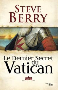 Le Dernier Secret du Vatican La couverture du livre martien