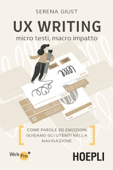 UX Writing Book Cover