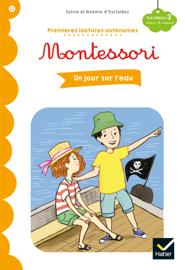 Un jour sur l'eau - Premières lectures autonomes Montessori