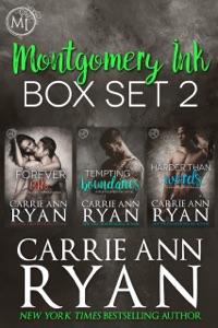 Montgomery Ink Box Set 2 (Books 1.5, 2, and 3)