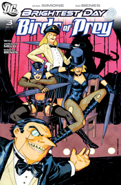 Birds of Prey (2010-) #3