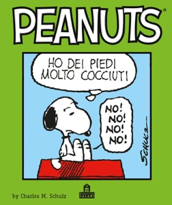 Peanuts Volume 4 Book Cover