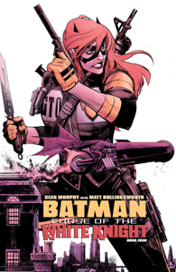Batman: Curse of the White Knight (2019-2020) #4 Copertina del libro