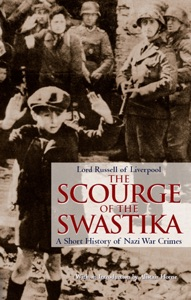 The Scourge of the Swastika von Lord Russell of Liverpool Buch-Cover