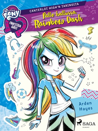 My Little Pony Equestria Girls Coloring Book