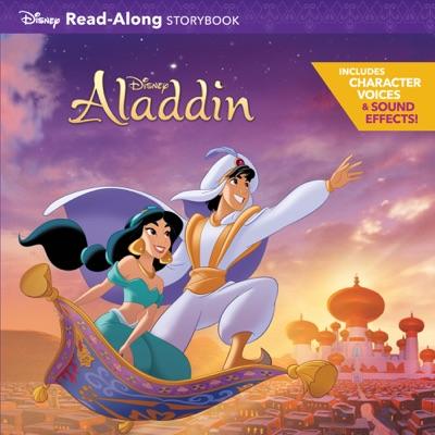 Aladdin Read-Along Storybook
